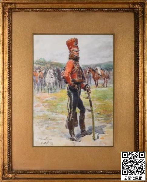 """拿破仑文物(中国)巡回展览""""将在云南省博物馆开展"""