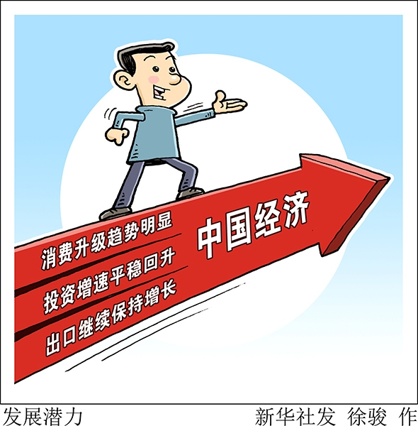 "The ""stable"" temperament highlights the vast space of ""advance"" - the potential of China's economic development from a fundamental perspective - Yunnan Information News -44bee8f1-634d-4ecb-8404-9836f78a0f60_590x600"